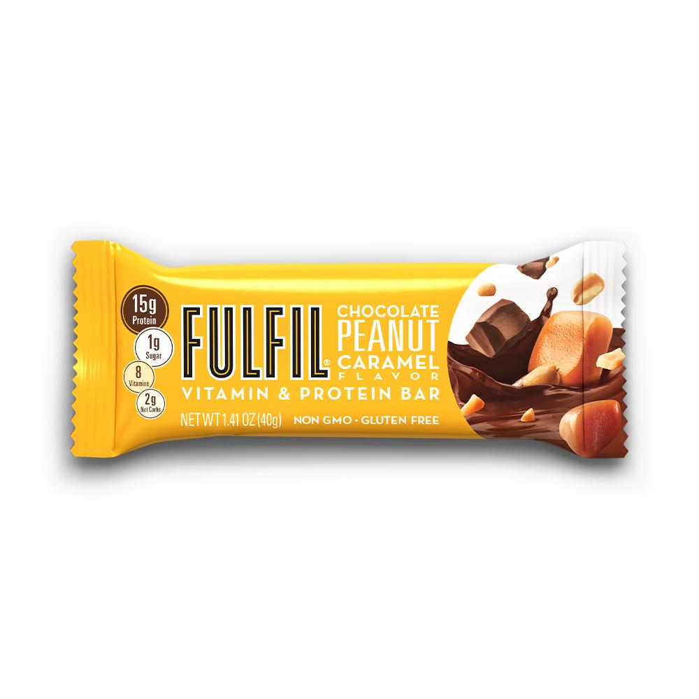 Chocolate Peanut Caramel